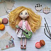 Куклы и игрушки ручной работы. Ярмарка Мастеров - ручная работа Авторская кукла на заказ по фото. Handmade.