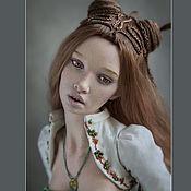 Куклы и игрушки ручной работы. Ярмарка Мастеров - ручная работа Ева, фаррфор. Handmade.
