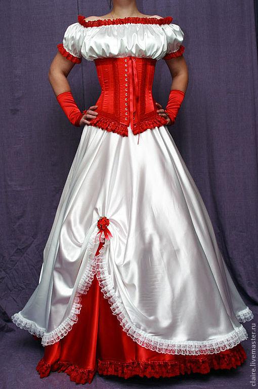 Одежда и аксессуары ручной работы. Ярмарка Мастеров - ручная работа. Купить Оригинальной свадебное платье. Handmade. Свадебное платье, кружево