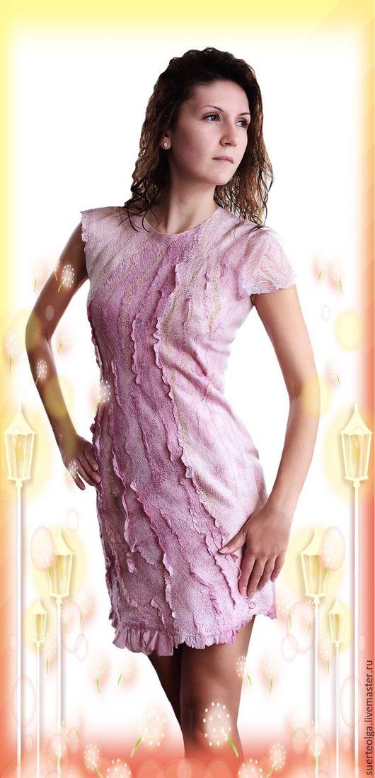 Платье выполнено по МК Еленыы Баймут!