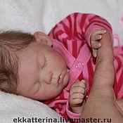 Куклы и игрушки ручной работы. Ярмарка Мастеров - ручная работа Мини-реборн  Tiny Sleeper. Handmade.