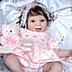 Куклы и игрушки ручной работы. Молд Samantha, by Donna RuBert. Елена. Ярмарка Мастеров. Кукла в подарок, кукла
