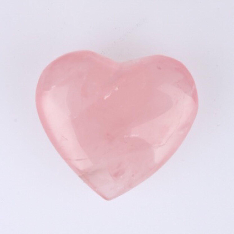 Подарки для влюбленных ручной работы. Ярмарка Мастеров - ручная работа. Купить Сердечко из розового кварца «Любовь». Handmade. Подарок влюбленным