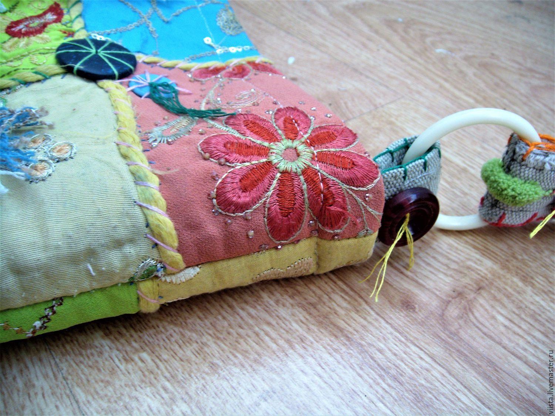 Bag 'Sounds of summer' crazy -boho, Classic Bag, Orel,  Фото №1