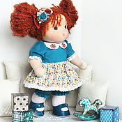 Куклы и игрушки ручной работы. Ярмарка Мастеров - ручная работа Сабрина. Handmade.