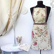 Для дома и интерьера ручной работы. Ярмарка Мастеров - ручная работа Подарочный набор для кухни Цветы в саду. Handmade.