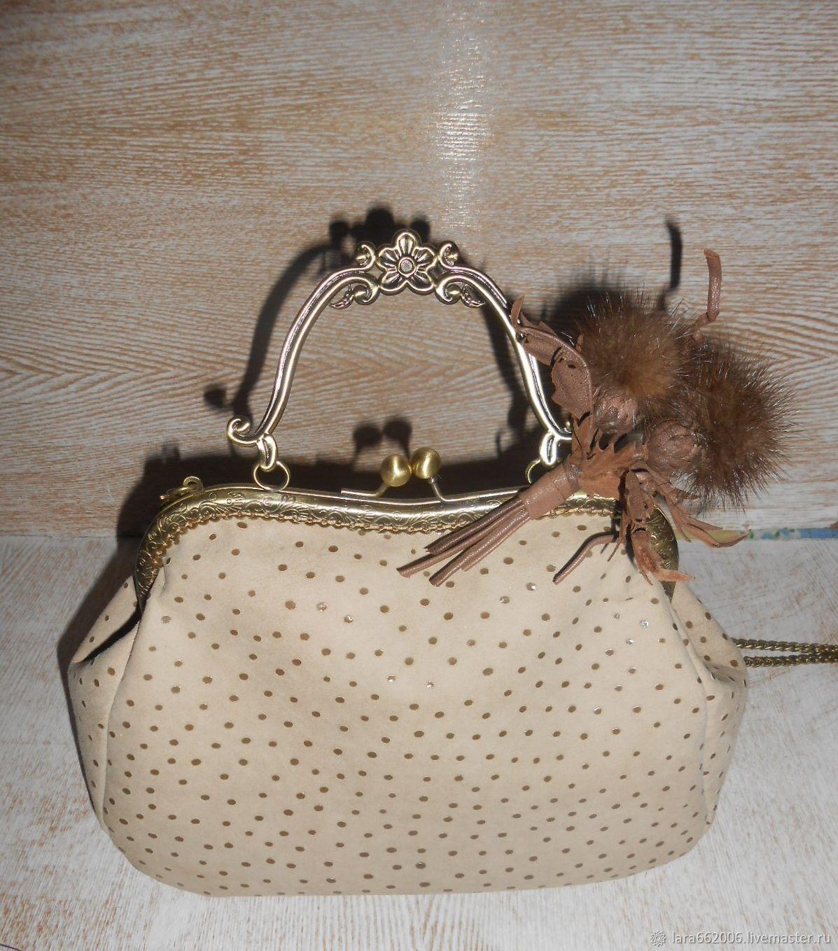 купить стильную натуральную сумку