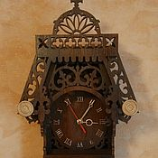 Для дома и интерьера ручной работы. Ярмарка Мастеров - ручная работа Настенные часы с маятником Jacobsen wall clock. Handmade.