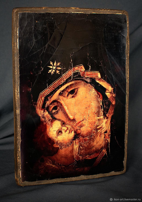 Икона Божией матери Владимирская, Иконы, Симферополь,  Фото №1