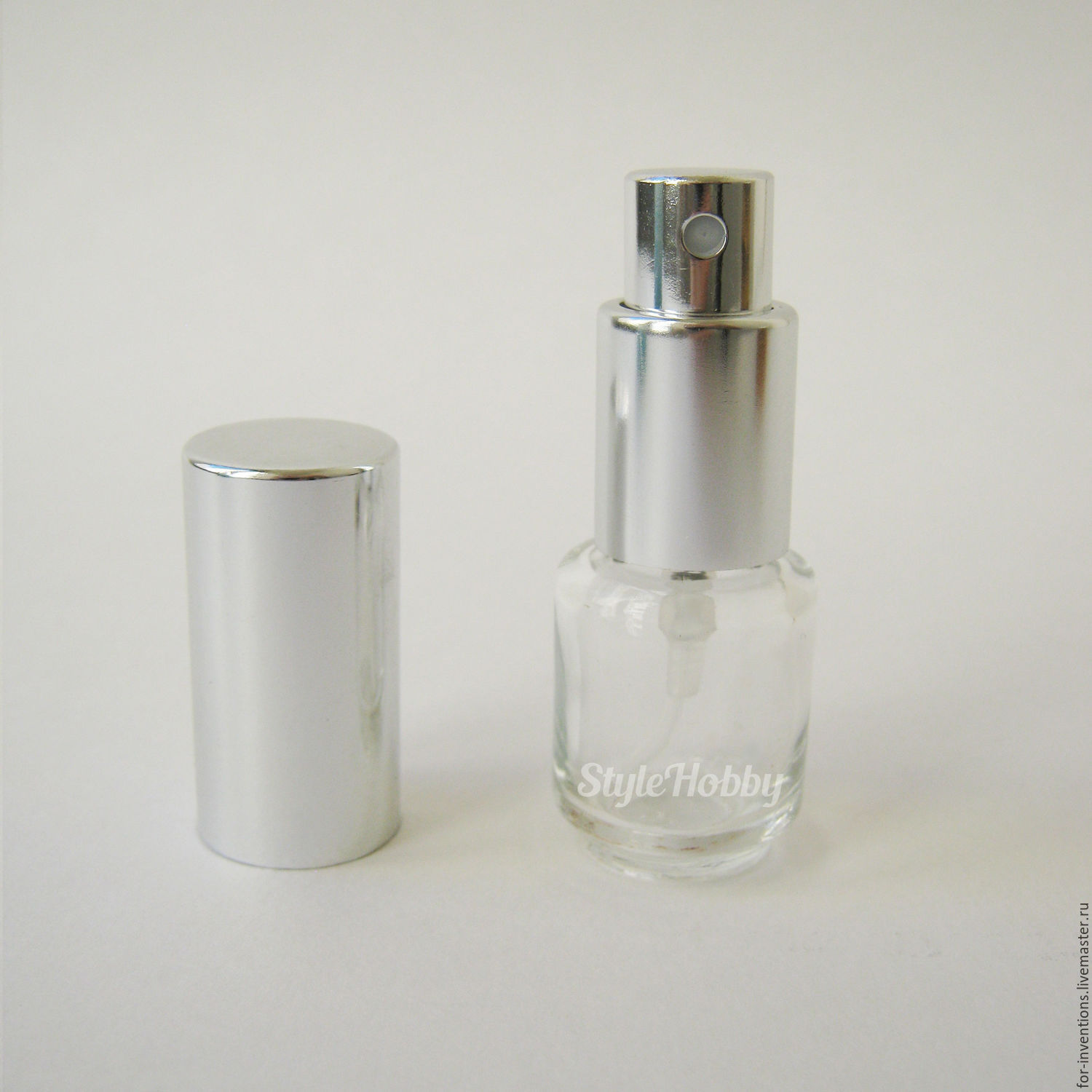 A small perfume bottle 5 ml, Bottles1, Moscow,  Фото №1