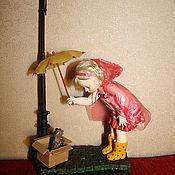 """Куклы и игрушки ручной работы. Ярмарка Мастеров - ручная работа авторская кукла """"Ищу друга"""". Handmade."""