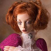 Куклы и игрушки ручной работы. Ярмарка Мастеров - ручная работа Эльза - шарнирная кукла. Handmade.