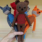 Куклы и игрушки ручной работы. Ярмарка Мастеров - ручная работа Длинноногие игрушки. Handmade.