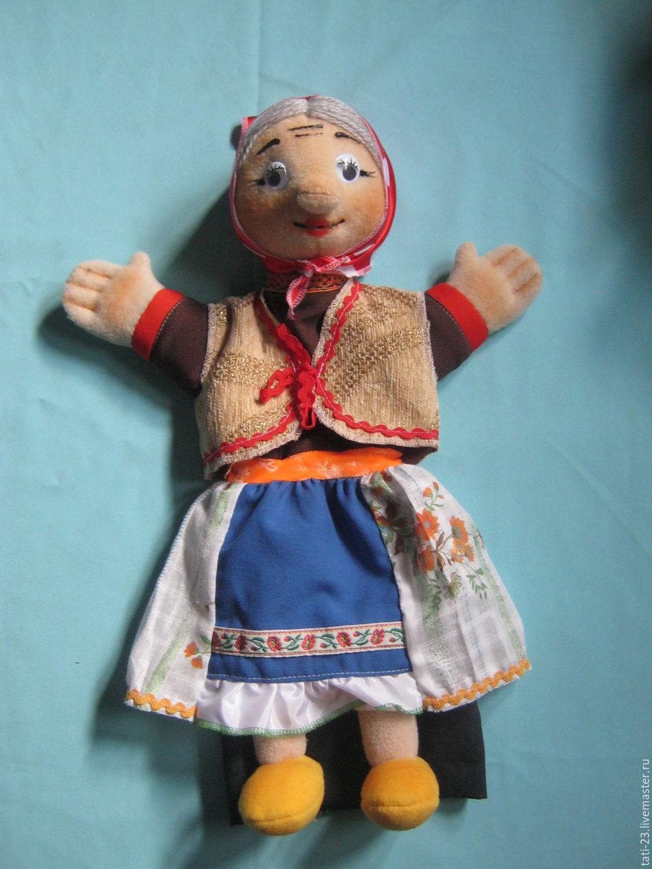 Сделать куклу для театра своими руками мастер класс
