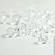 Бусина 6мм Swarovski Crystal, прозрачные бусины Сваровски, прозрачные бусины Swarovski. Сваровски бусины, бусины Сваровски кристалл, бусины Сваровски купить Москва.