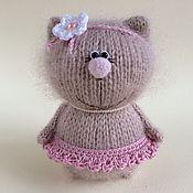 Куклы и игрушки handmade. Livemaster - original item Pussy Spring.. Handmade.