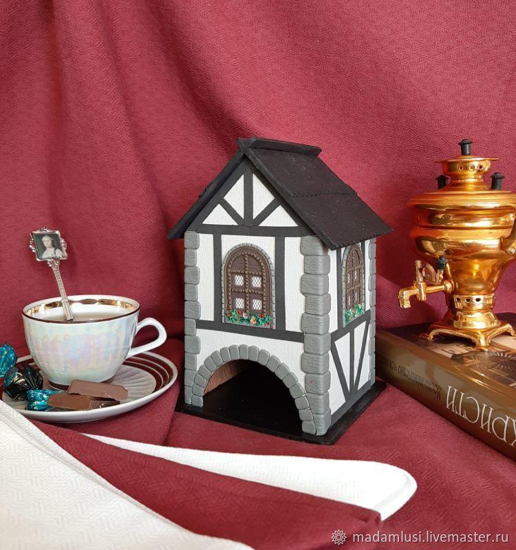 HOUSES: Alpine tea house. Half-timbered house, Houses, Shuya,  Фото №1