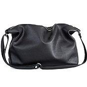 Сумки и аксессуары handmade. Livemaster - original item Bag with shoulder strap with internal zip pocket. Handmade.
