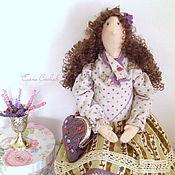 Куклы и игрушки ручной работы. Ярмарка Мастеров - ручная работа Тильда Ася. Handmade.