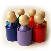 Куклы и игрушки handmade. Livemaster - original item Playsets: Sorter