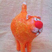 Куклы и игрушки ручной работы. Ярмарка Мастеров - ручная работа Оранжевое Щастье:). Handmade.