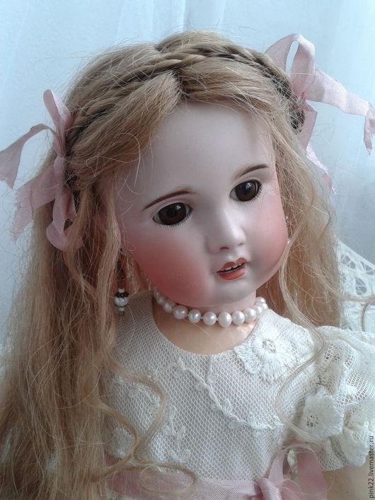 Коллекционные куклы ручной работы. Ярмарка Мастеров - ручная работа. Купить Антикварная  Жюмо Франция. Handmade. Антикварная кукла
