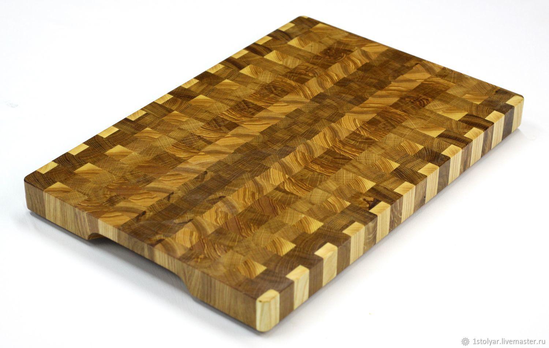End cutting Board №134, Cutting Boards, Orekhovo-Zuyevo,  Фото №1