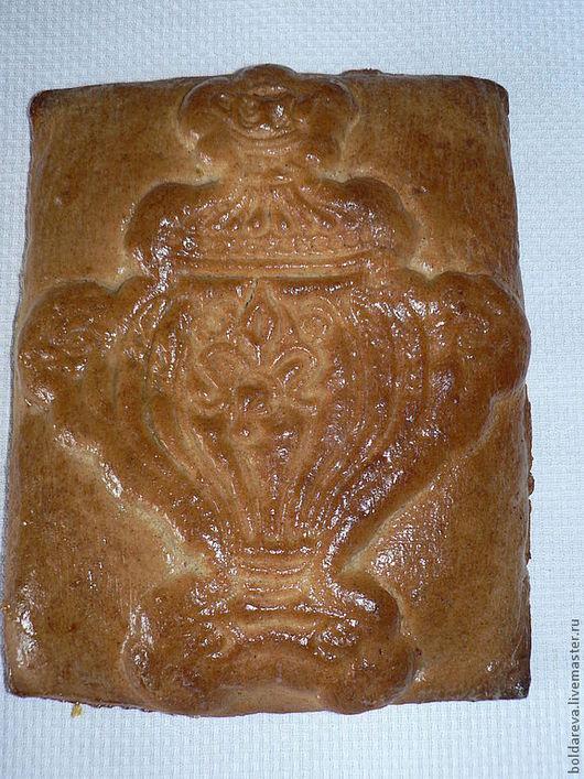 Кулинарные сувениры ручной работы. Ярмарка Мастеров - ручная работа. Купить Пряник с начинкой! Самовар. Handmade. Коричневый, пряник расписной