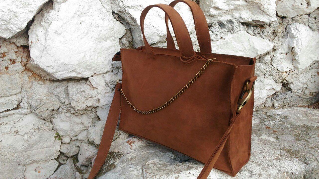 Сумки из натуральной кожи, сумки ручной работы, стильные