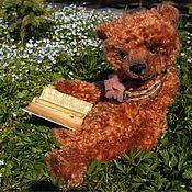Мягкие игрушки ручной работы. Ярмарка Мастеров - ручная работа Медведь Майя, 45 см. Handmade.