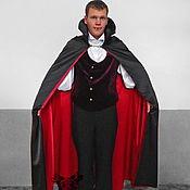 Одежда handmade. Livemaster - original item Vampire. Animator-actor suit. Handmade.