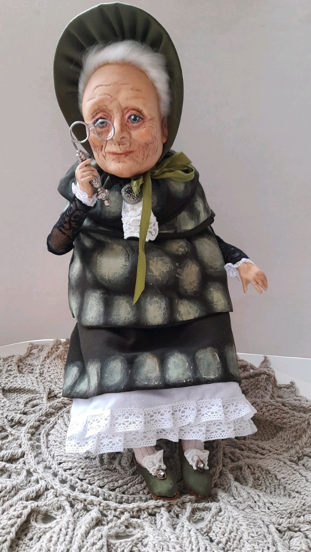 Авторская кукла Черепаха Тортилла, Интерьерная кукла, Бугульма,  Фото №1