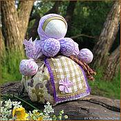 Куклы и игрушки ручной работы. Ярмарка Мастеров - ручная работа Кубышка-Травница с лавандой. Handmade.