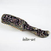 Сувениры и подарки handmade. Livemaster - original item comb steampunk Assembly heart. Handmade.