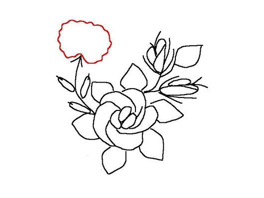 """Комплекты аксессуаров ручной работы. Ярмарка Мастеров - ручная работа. Купить Схемы, описание и мастер-класс, мешочек-саше """"Розы и одуванчики"""". Handmade."""