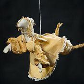 Куклы и игрушки ручной работы. Ярмарка Мастеров - ручная работа Ангел-Непоседа. Handmade.