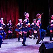 """Одежда ручной работы. Ярмарка Мастеров - ручная работа """"Ковбойские"""" детские танцевальные сценические карнавальные костюмы. Handmade."""