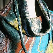 Аксессуары ручной работы. Ярмарка Мастеров - ручная работа Снуд ПЛАНЕТА.. Handmade.