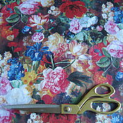 Кожа ручной работы. Ярмарка Мастеров - ручная работа Экокожа Цветочный салют. Handmade.