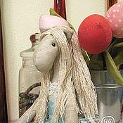 Куклы и игрушки ручной работы. Ярмарка Мастеров - ручная работа Лошадка Лия. Handmade.