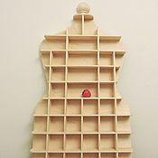 Для дома и интерьера ручной работы. Ярмарка Мастеров - ручная работа Манекен-витрина. Handmade.