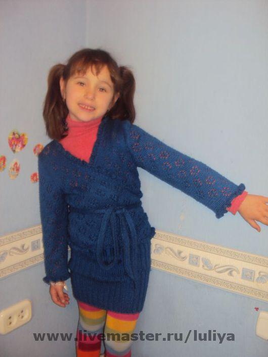 Одежда для девочек, ручной работы. Ярмарка Мастеров - ручная работа. Купить костюм для девочки 5-6 лет. Handmade.