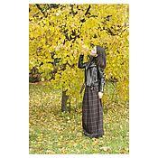 Одежда ручной работы. Ярмарка Мастеров - ручная работа Юбка из итальянской шерсти. Handmade.