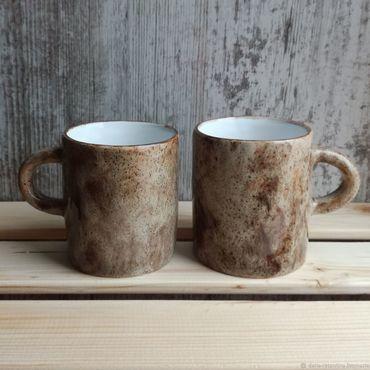 Посуда ручной работы. Ярмарка Мастеров - ручная работа Кружка керамическая. Handmade.