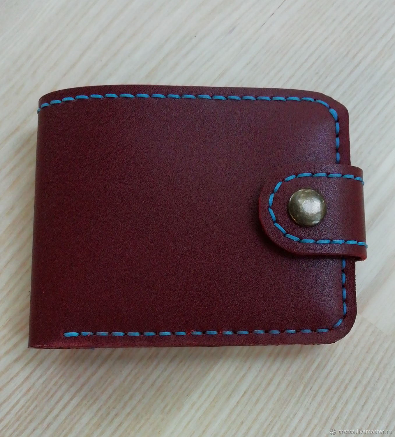 Wallet leather, Wallets, Moscow,  Фото №1