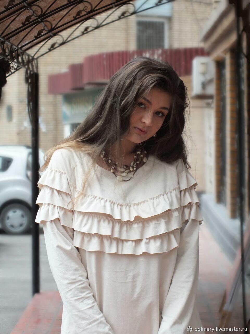 82edacaec32f0 Платья ручной работы. Ярмарка Мастеров - ручная работа. Купить Осенне-зимнее  платье из ...