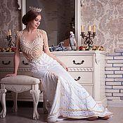 Платья ручной работы. Ярмарка Мастеров - ручная работа Свадебное платье Изабелла. Handmade.