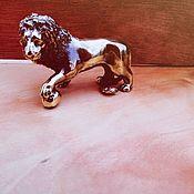 Модели ручной работы. Ярмарка Мастеров - ручная работа Лев с Дворцовой пристани. Handmade.