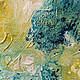 Абстракция ручной работы. Заказать Абстрактная живопись. Venus.. Анна. Ярмарка Мастеров. Голубой, подарок, авторская работа, холст
