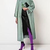 Одежда handmade. Livemaster - original item Coat, raincoat, duster